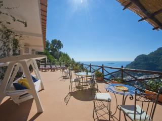 Villa Clementina - reigning over Positano