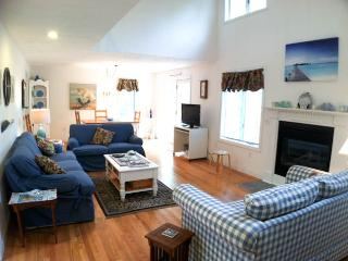 Walk to Sand Pond, Close to CC Rail Trail w/Central A/C & Kiing Bed - HA0568, Harwich