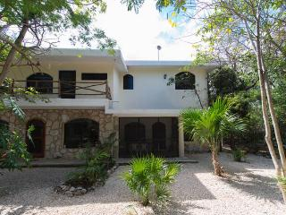Delightful  retreat, studio/apartment in a jungle setting, right in front of a cenote and cave., Puerto Aventuras