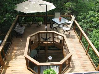 PRIVATE, QUIET, RELAXING,  ADVENTURES JUST OUTSIDE, Eureka Springs