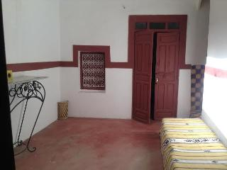 Single bedroom in an authentique small Medina Riad, Marrakech