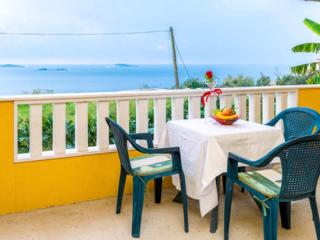 Apartments Sunset - One-Bedroom Apartment with Balcony and Sea View (4-5 Adults), Plat