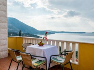 Apartments Sunset - Two-Bedroom Apartment with Balcony and Sea View (4 Adults), Plat