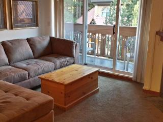 Luxury condo close to everything but very quiet, Whistler