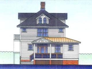 Large, Luxurious Point Beauty 124390, Cape May Point