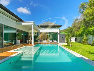 Baannaraya Villas Near 7 Beaches - C5, Nai Harn