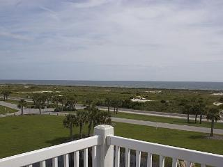 view to ocean from deck