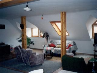 Downtown Family Apartment in Eger - Upstairs Attic