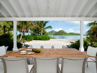 Palm Point, Antigua, villa rental, Jumby Bay, Jolly Harbour