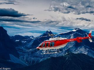 Summer Special - 10% off Helicopter Tours !, Canmore