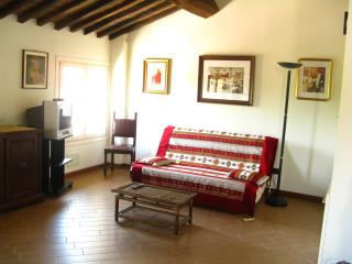 Wonderful flat overlooking the Tuscan countryside, Lammari