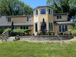 Enchanted, Secluded, Unique Lakefront Home, Falmouth