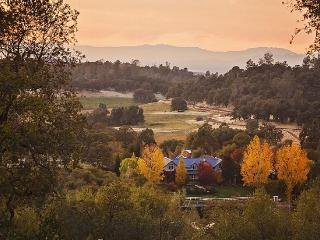Inspiring, Secluded Luxury Ranch on Private Lake, Grass Valley