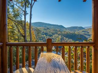 SPECIAL!!! January Nights from $139! 2BR Downtown Gatlinburg Cabin w/ Views!
