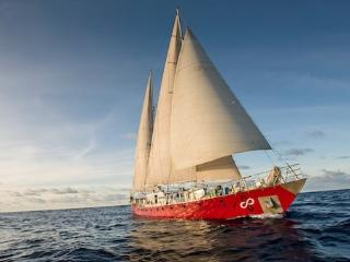 120 ft Sailing Expedition Vessel in South Pacific, Viti Levu