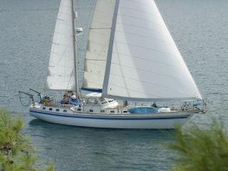 18 metre crewed yacht - Greek islands & Turkey, Gouvia
