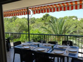 Contemporary newly renovated beachside apartment, Santa Ponsa