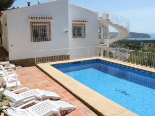Bellevue holiday home Costa Blanca Spain, Moraira