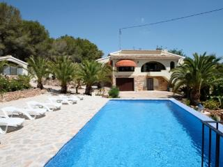 Diana holiday home Benissa Alicante Spain