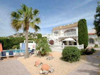 Mandala villa great holiday home in Moraira