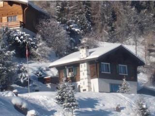 Chalet Tzoumaz 4 Vallées with breathtaking view, La Tzoumaz