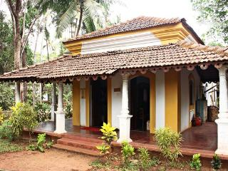 Boutique Traditional Countryside Goan Home, Colvale