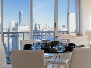 Astounding 2 bedroom with NYC view Washington, Jersey City