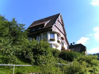 Double Room in Triberg im Schwarzwald - central, tranquil, nice view (# 4617)