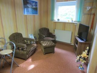 Vacation Apartment in Wernrode - 431 sqft, quiet, central, natural (# 5320), Straussberg