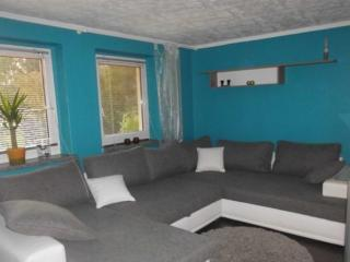 Vacation Apartment in Stolpen - newly furnished, quiet location, terrace with barbecue (# 5445)