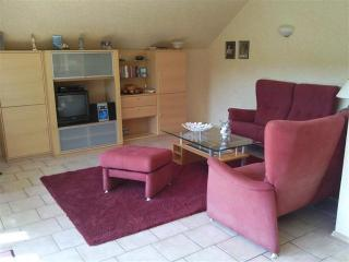 Vacation Apartment in Bad Rothenfelde - 753 sqft, stylish, central, friendly (# 5485)