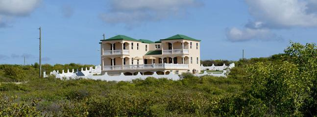 Villa Ocean Gem AVAILABLE CHRISTMAS & NEW YEARS: Anguilla Villa 123 Nestled On A Hill Overlooking The South East Coast Of Anguilla, The Caribbean Sea And The Mountains Of St. Martin.