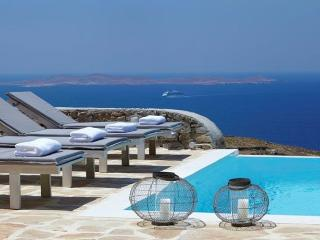 Crystal Fairy  Villa-New stylish Villa in Mykonos