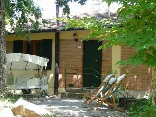 Apartment in a quiet location on the hills, dalia, Sassetta