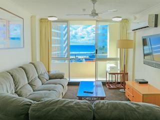 Superior 2 Bedroom Apartment with Ocean View Unit 17 Level 3, Surfers Paradise