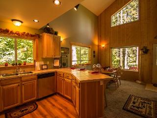 Brighton Chalet,  home away from home 20 mins from Leavenworth Village.
