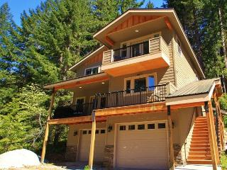 North Shore Lodge~ hot tub and Wi-Fi. 25 mins to town, Leavenworth