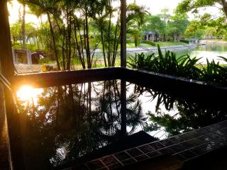 Poolvilla by the sea in Laem Mae Phim, Rayong