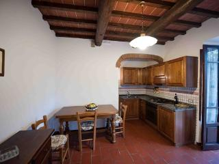2 bedroom Florence apartment with swimming Pool, Montaione