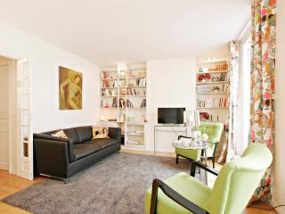 Paris Furnished Apartment Rental 1 bedroom