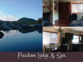 Freedom Lodge & Spa, Madeira Park