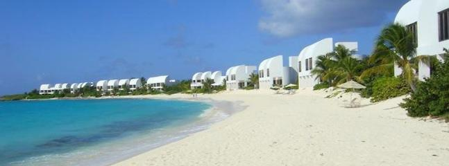Cove Castles Beach House AVAILABLE CHRISTMAS & NEW YEARS: Anguilla Villa 154 Praised In Architectural Digest Twice, The Ultra-modern Villa Resort Is The Ideal Vacation Spot For The Well Travelled., West End Village