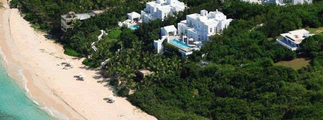 Elements - Sand Villa SPECIAL OFFER: Anguilla Villa 76 Just Steps From The Sparkling White Sands Of Long Bay., West End Village