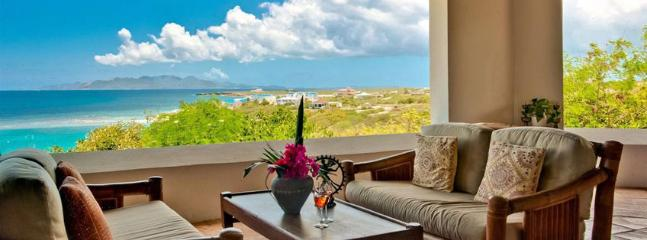 Zenaida Estate SPECIAL OFFER: Anguilla Villa 96 Nestled On Three Acres Of Lush Tropical Gardens Where A 17th Century Dutch Fort Once Stood.