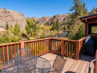 Gorgeous 4 BR Cabin on Taylor River With Private Hot Tub at Three Rivers Resort in Almont (#22)