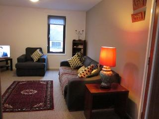 Central holiday apartment, Edinburgh