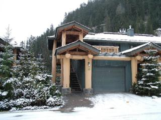 Luxury ski-in ski-out townhome on lower slopes of Whistler Mountain