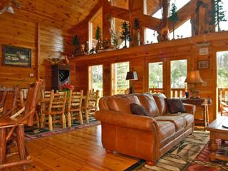 AUG. SPECIAL: PAY 4 NTS GET 3 FREE--up to 10 pple!, Pigeon Forge