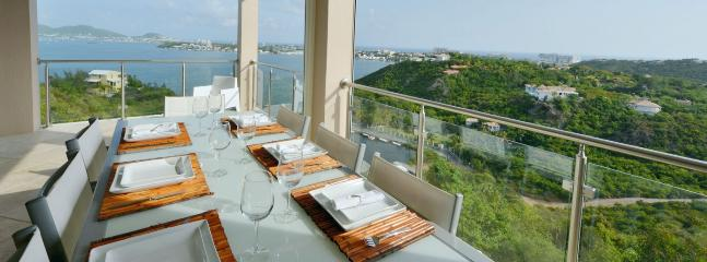 SPECIAL OFFER: St. Martin Villa 351 Spectacular Views In Terres Basses.