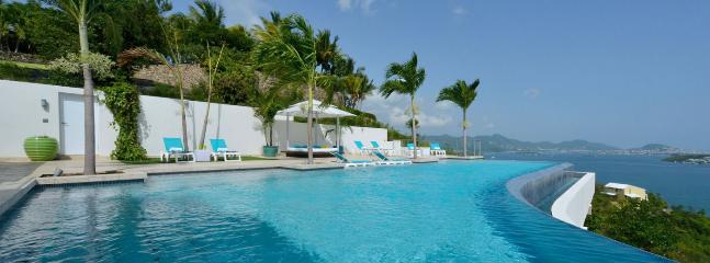 SPECIAL OFFER: St. Martin Villa 349 Spectacular Views In Terres Basses.